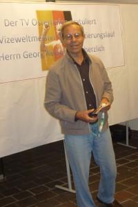 Georg Reischl - TV Osterhofen - Orientierungslauf