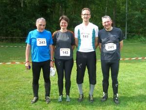 TV Osterhofen - Orientierungslauf - Coburg 2015
