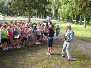 TV Osterhofen - Orientierungslauf - Schul OL 2015