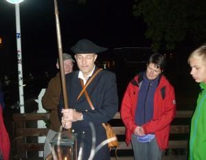 Rundgang mit dem Bamberger Nachtwächter