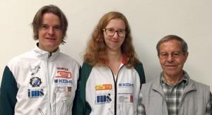 Rehbein Malte, Hannah Kühne, Georg Reischl
